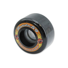 KRYPTONICS Rueda Roller Route 59-78 Negro