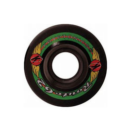 KRYPTONICS Rueda Roller Route 62-78 Negro