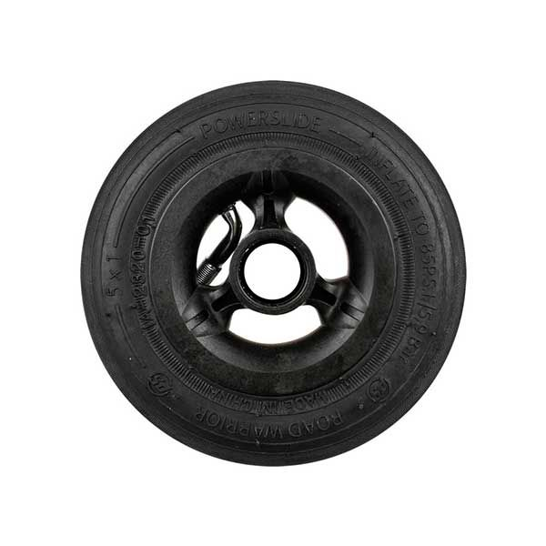 POWERSLIDE Rueda Road Warrior Air Tire 125mm