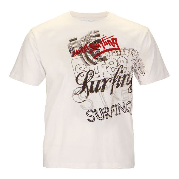 STREET SURFING Camiseta Adulto