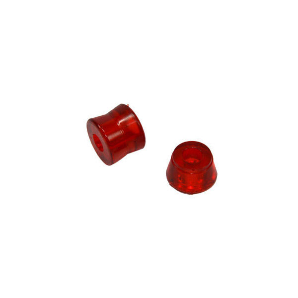 HOLEY Bushing Ruby Red 88A