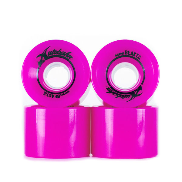 AUTOBAHN Beast Pink 63mm 78a