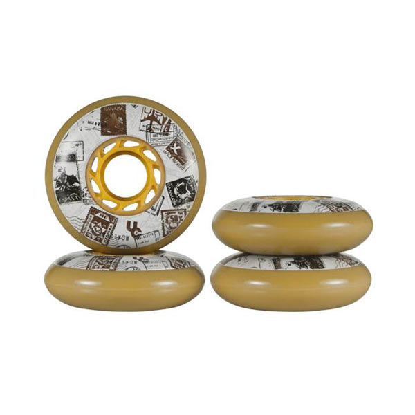 UNDERCOVER Dustin Werbeski Pro Wheels 72mm/88a