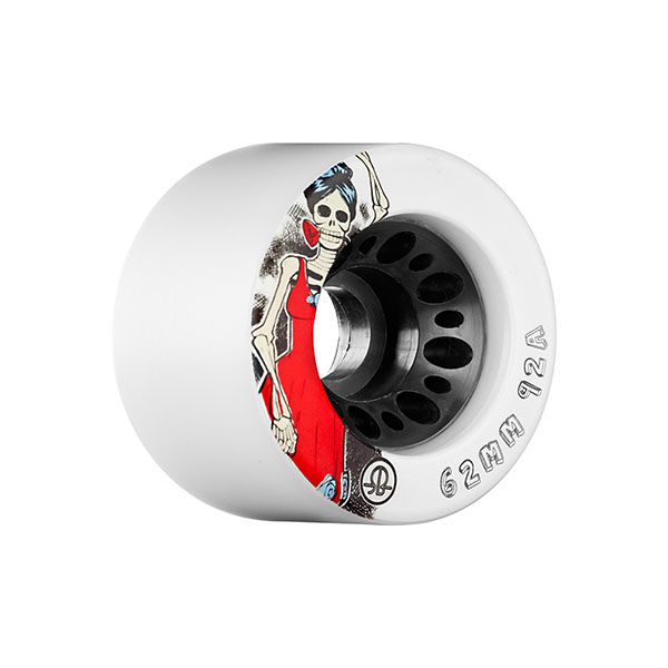 ROLLERBONES Ruedas Day of the Dead 62mm 92a