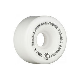 ROLLERBONES Ruedas Team Logo Blaco 57mm 101a