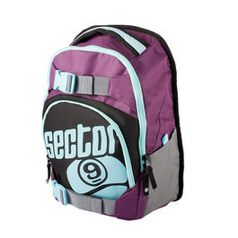 SECTOR9 Mochila Pursuit Morada