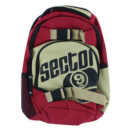 SECTOR9 Mochila Pursuit Roja