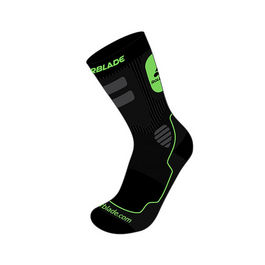 ROLLERBLADE Calcetines High Performance Negro / Verde