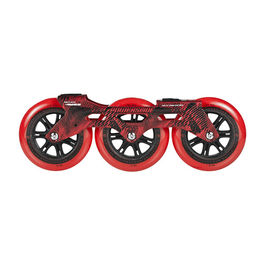 POWERSLIDE Megacruiser Set Rojo