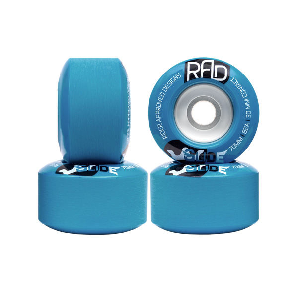 RAD Wheels Glide 70mm 82a