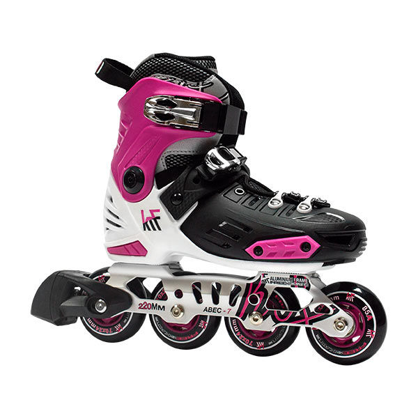 KRF Freeskate First Rosa'
