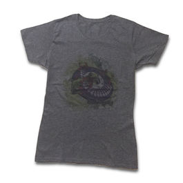 IN-GRAVITY Camiseta RollerFrog Chica Gris