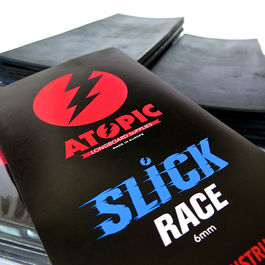 ATOPIC Suela de Frenada Slick Race 6mm