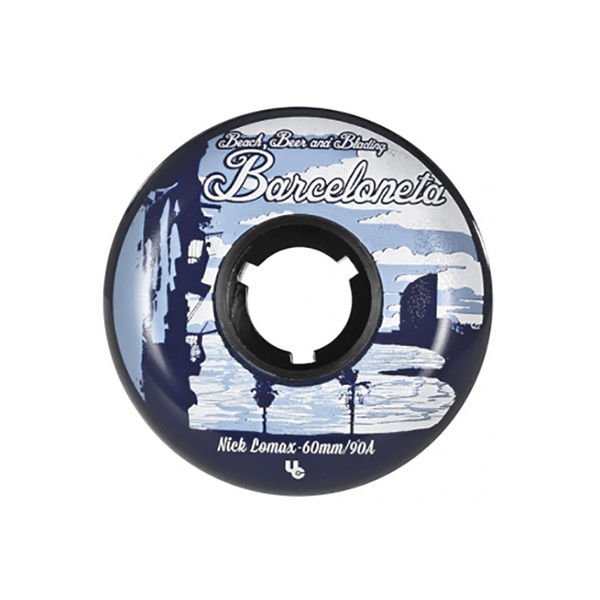 UNDERCOVER Nick Lomax Pro Wheel 2015 2nd Ed. 60mm 90a