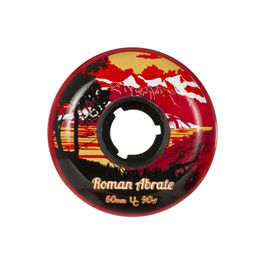 UNDERCOVER Roman Abrate Pro Wheel 2015 2nd Ed. 60mm 90a