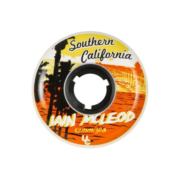 UNDERCOVER Ian Mcleod Pro Wheel 2015 2nd Ed. 57mm 90a