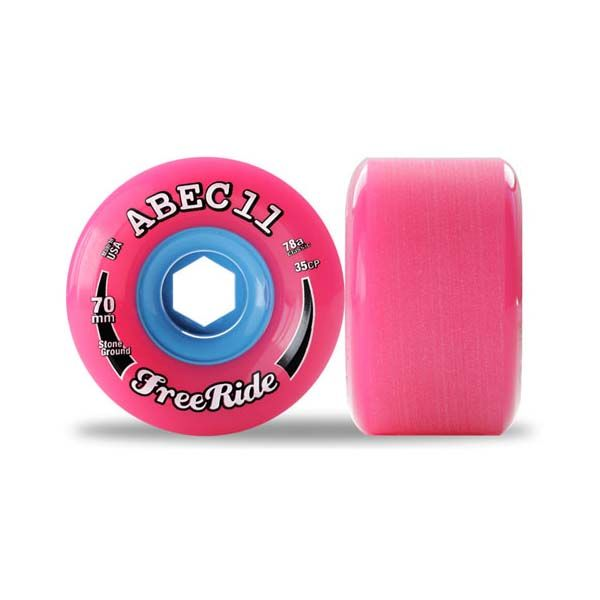 ABEC11 Freeride Stone Ground Classic 70mm 78a
