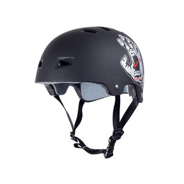 BULLET Casco Santa Cruz Screaming Hand Negro
