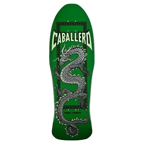 POWELL PERALTA Caballero Chinese Dragon Green