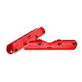 Ground Control Featherlite 3 Prime Rojo