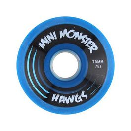 HAWGS Ruedas Longboard Mini Monsters 70mm 78a