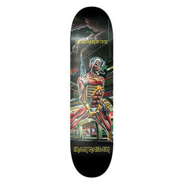 "JART Heavy Series Iron Maiden ""Somewhere In Time"" 8.0"