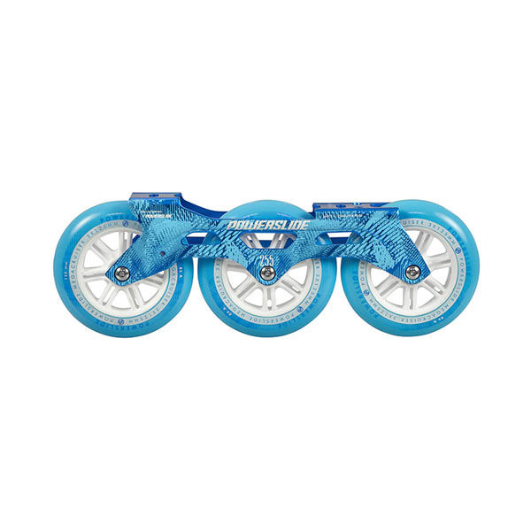 POWERSLIDE Megacruiser Set Blue