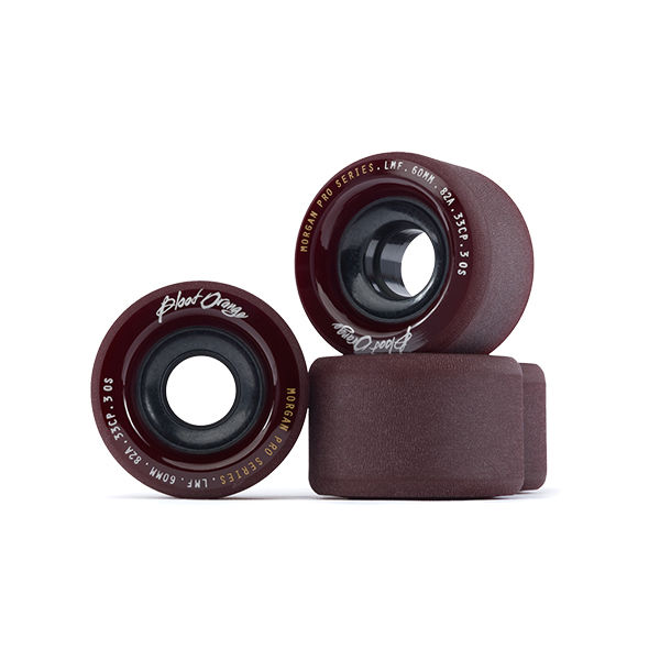 BLOOD ORANGE Liam Morgan 60mm 80a Midnight Maroon