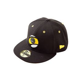 SECTOR9 Gorra New Era 9 Ball Black