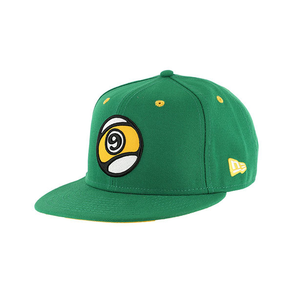 SECTOR9 Gorra New Era 9 Ball Green