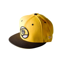 SECTOR9 Gorra New Era 9 Ball Yellow