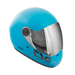 TSG Casco Integral Pass Satin Dark Cyan