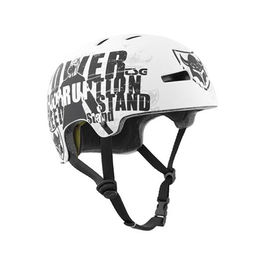 TSG Casco Evolution Art desing Goldbeck Protest