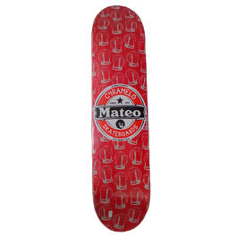 CARAMELO Mateo Red 8.12