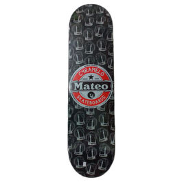 CARAMELO Mateo Red Black 8.12