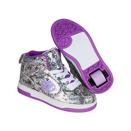 HEELYS Flash 2.0 Snake Purple Metallic