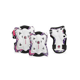 POWERSLIDE Pack protecciones Kids Pro Butterfly