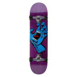 SANTA CRUZ Minimal Hand Purple 7.5