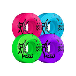 Bones Ruedas Assorted Colors 52mm 100a