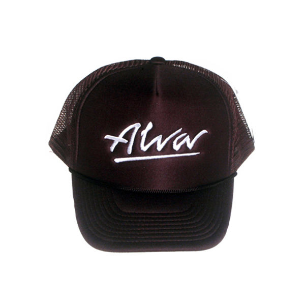 ALVA Gorra Brown