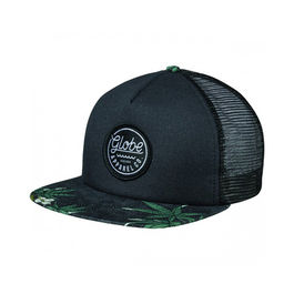 GLOBE Gorra Expedition Trucker SnapBack Black
