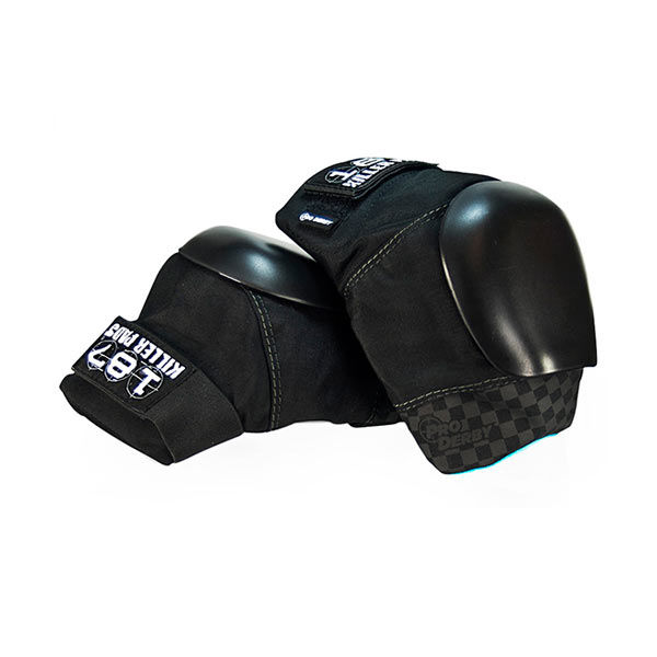 187 Knee Pads Pro Derby Black