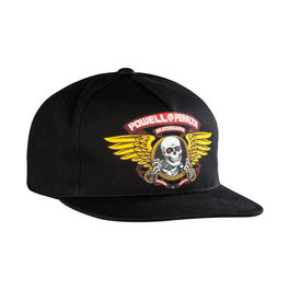 POWELL PERALTA Gorra Winged Ripper Black