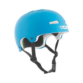 TSG Casco Evolution Art Desing Cyan