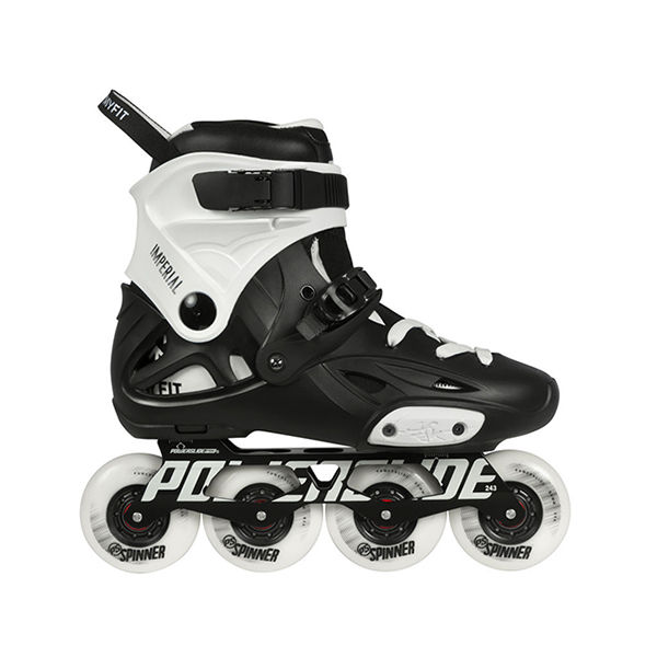 POWERSLIDE Imperial One 80 Black / White 2017