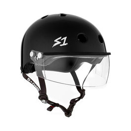 S ONE Lifer Visor Gen 2 Negro Brillo