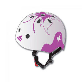 ROLLERBLADE Casco Twist JR Blanco / Morado