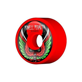POWELL PERALTA Bombers III 64mm 85a Red
