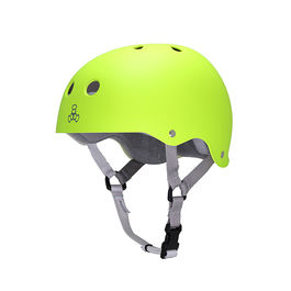 TRIPLE8 Casco Neon Zest Rubber