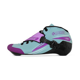 BONT Jet Purple / Light Blue (Solo Bota)